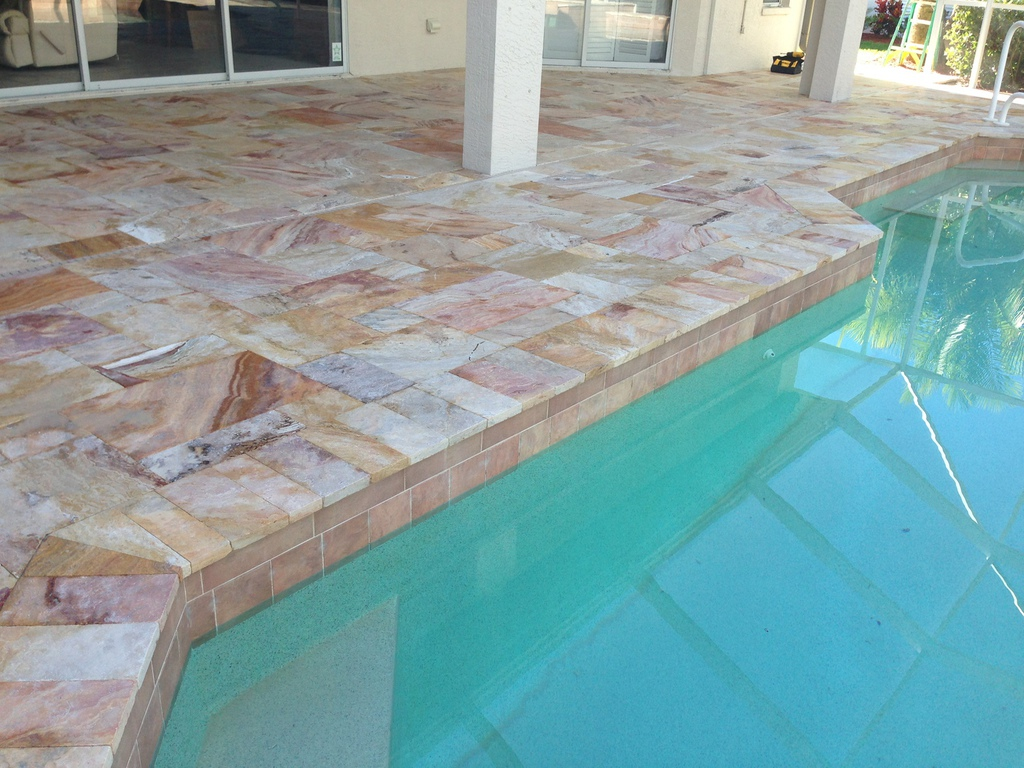 remodel pavers in venice, fl | tuscan paving stone